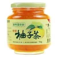 移动端:KOREA NONGHYUP 韩国农协 蜂蜜柚子茶1000g*2+凑单品