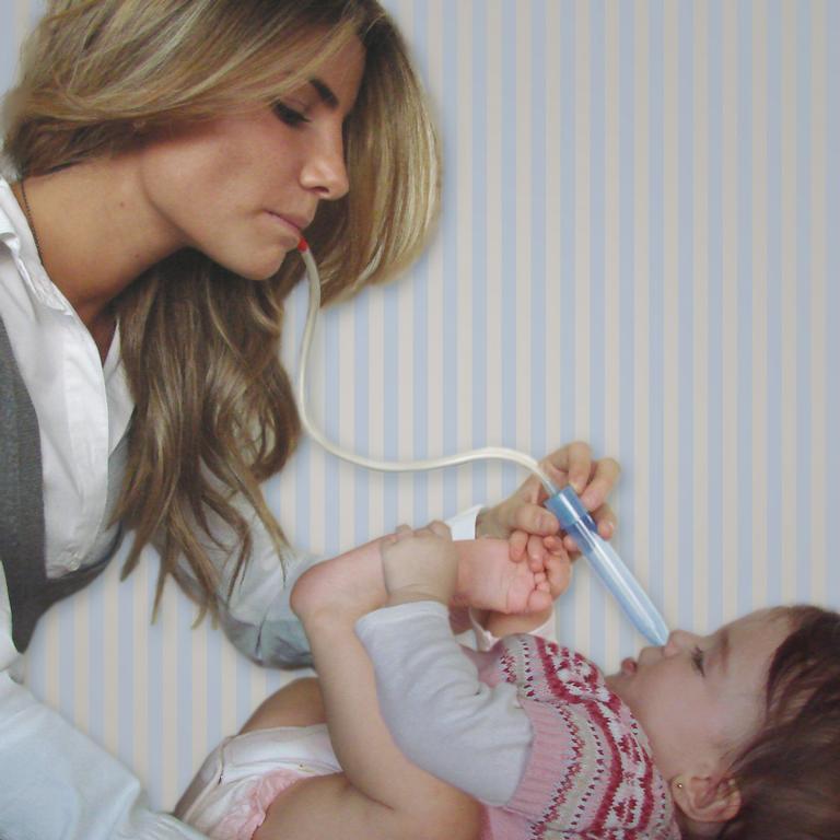Nosefrida 婴儿防菌 过滤吸鼻器