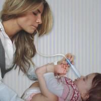 NoseFrida 婴儿防菌 过滤吸鼻器 (1、18 x 7.6 x 2.5 cm)