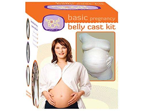 Proud Body 孕期肚子 DIY模型套装