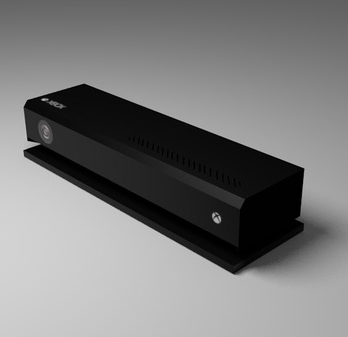 Xbox One Kinect 2.0 体感器