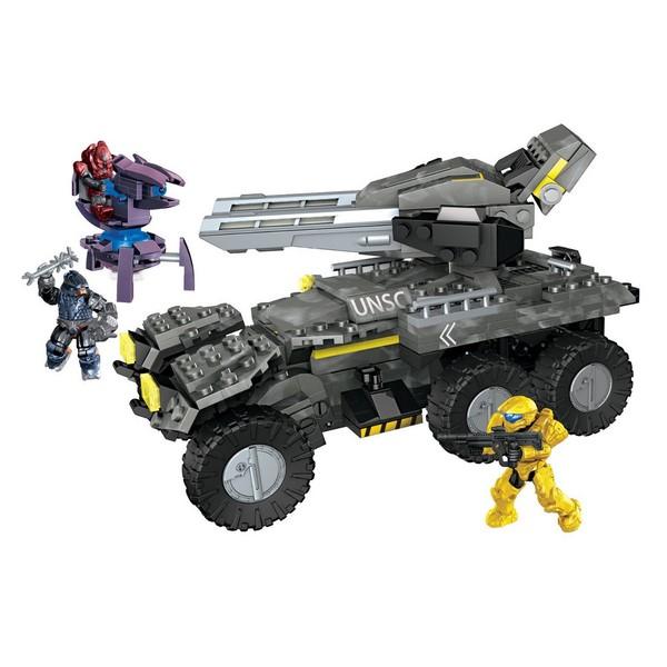 MEGA BLOKS 美高 Halo 光晕系列 反坦克战车