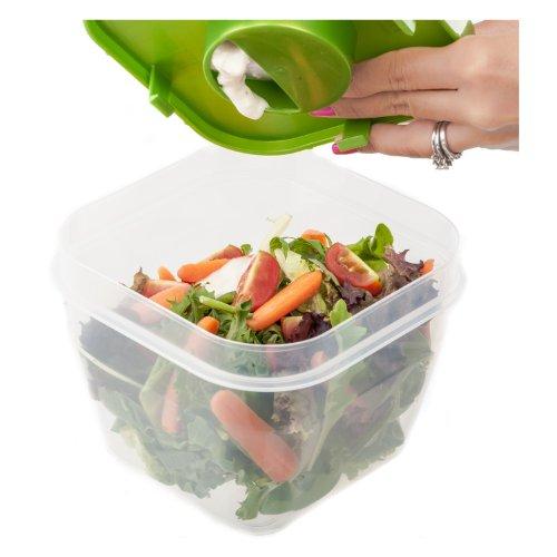 fit & fresh 沙拉搅拌碗