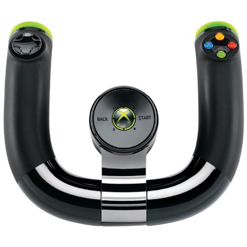 Xbox 360 Wireless Speed Wheel 無線競速方向盤
