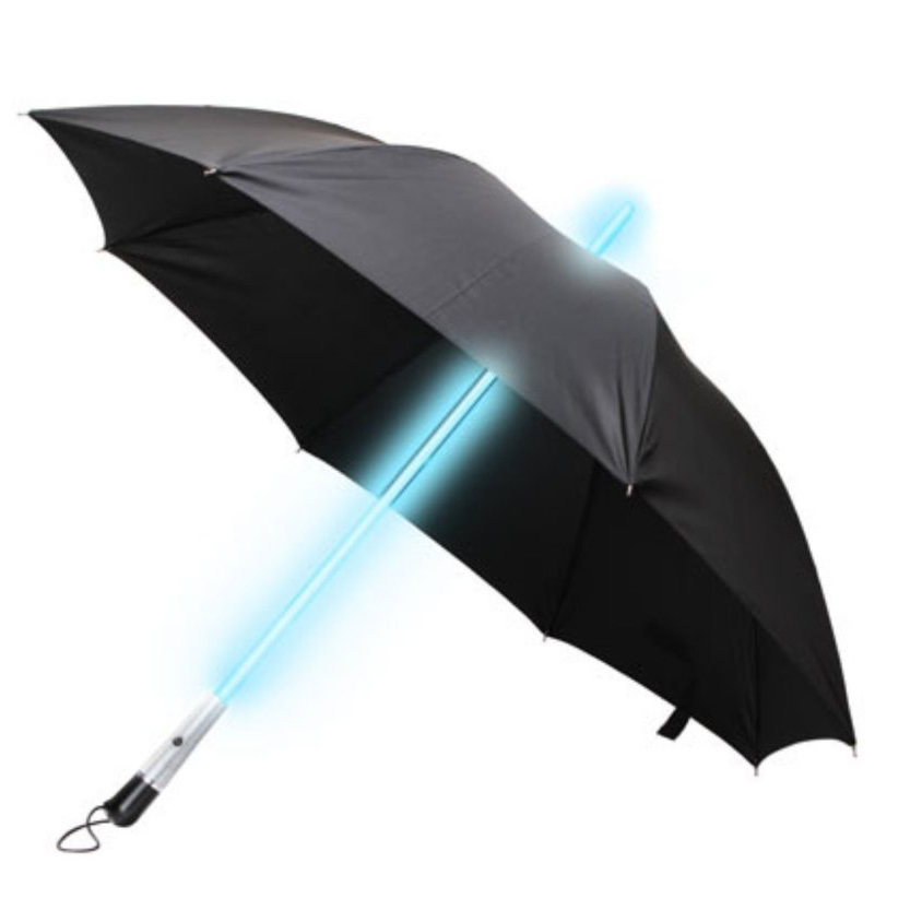 ZHOL Blade Runner Style LED光雨伞