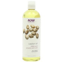 NOW Solutions Castor Oil 护肤蓖麻油
