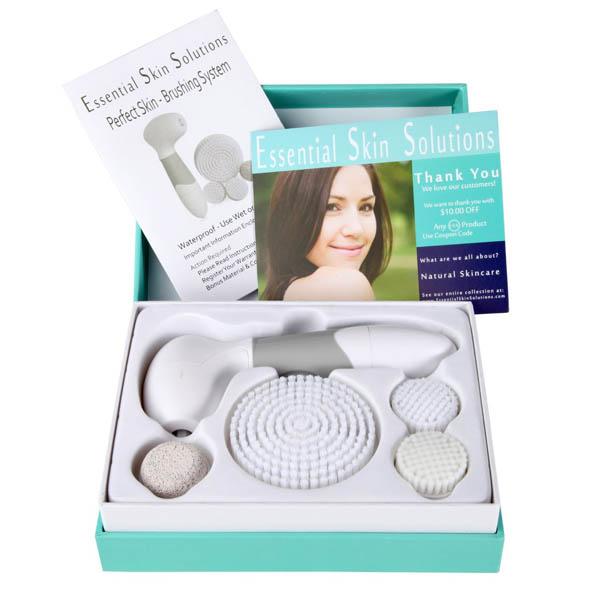 Essential Skin Solutions 面部身体洁肤仪