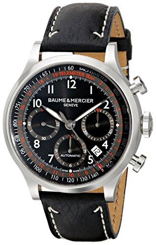 BAUME & MERCIER 名士 卡普蓝系列 MOA10001 男款机械表