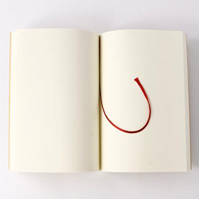 MUJI 無印良品 再生紙單行本筆記本
