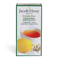 JACOB HOOY 雅歌布 柠檬绿茶 20包