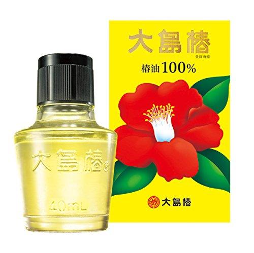 大岛椿 山茶花籽护发油 40ml