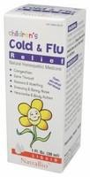 NatraBio Children's Cold and Flu Relief 儿童感冒滴剂