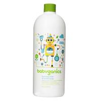 BabyGanics 甘尼克宝宝 Foaming Dish and Bottle Soap Refill 餐具清洁剂