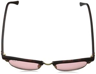 Ray-Ban 雷朋  Polarized Clubmaster 复古款眼镜