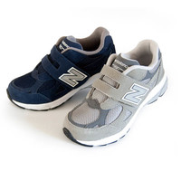 new balance KV990 Hook and Loop 童款跑鞋