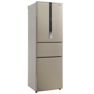 Panasonic 松下 NR-C31WX2-N 313L 风冷变频 三门冰箱
